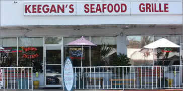 Keegan's Seafood Grille in Indian Rock Beach