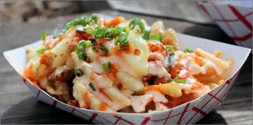 Kamikazi Fries
