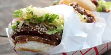 KoJa Kitchen (San Francisco, Ca) Diners, Drive-Ins & Dives
