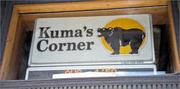 Kumas Corner in Chicago