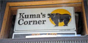 Kumas Corner in Chicago