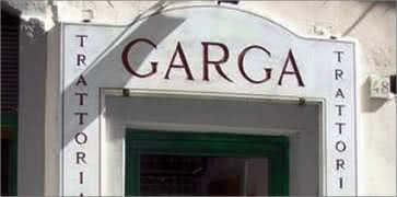 La Cucina del Garga in Florence