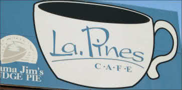 La Pines Cafe in Slidell