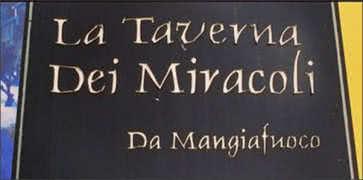 La Taverna Dei Miracoli Da Mangiafuoco in Collodi
