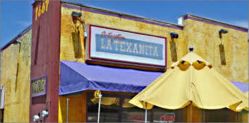 La Texanita in Santa Rosa