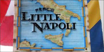 Little Napoli in Carmel
