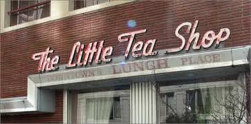 Little Tea Shop in Memphis