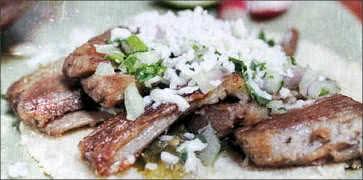 Carnitas Pork Taco