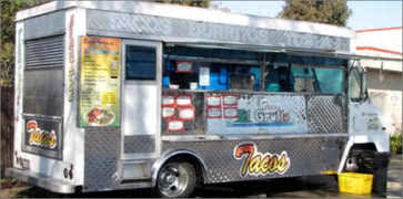 Los Tapatios Food Truck in San Jose