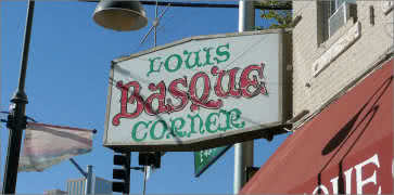 Louis Basque Corner