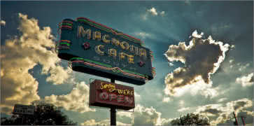 Magnolia Cafe in Austin