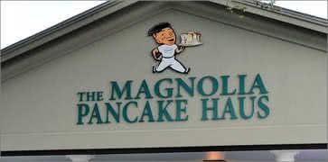 Magnolia Pancake Haus in San Antonio