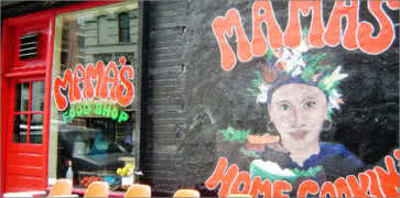 Mamas Food Shop in New York