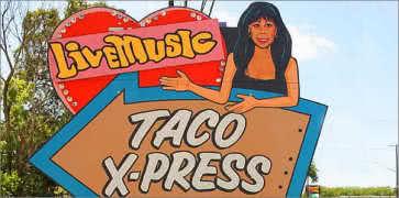 Taco Xpress in Austin