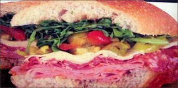 Inferno Sub Sandwich
