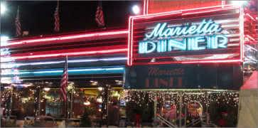 Diner in Marietta