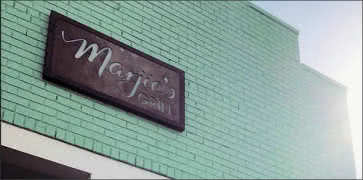 Marjies Grill in New Orleans