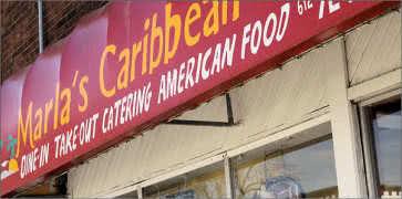 Marlas Caribbean Cuisine in Minneapolis
