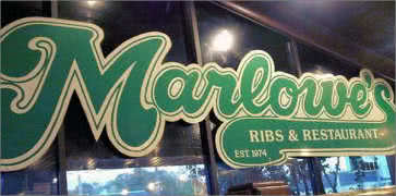 Marlowes Ribs in Memphis