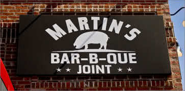 Martins Bar-B-Que Joint in Nolensville