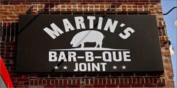 Martins Bar-B-Que Joint in Nolensville