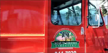 Maui Fresh Streatery in Kahului