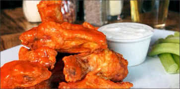 Maxwells Buffalo Wings