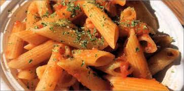 Side of Italian Penne Pasta