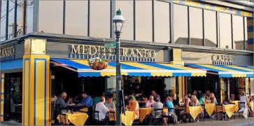 Mediterraneo Caffe in Providence