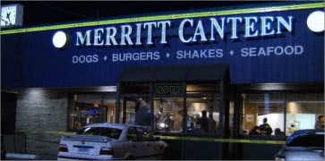 Merritt Canteen Inc in Bridgeport