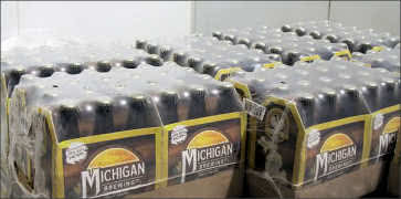 Michigan Brewing Co Beer