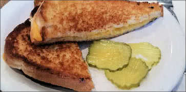 Mikes Grilled Cheese