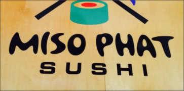 Miso Phat Sushi in Lahaina