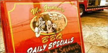 MoGridders BBQ
