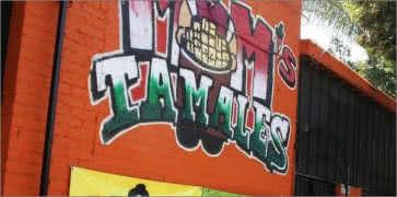 Moms Tamales in Los Angeles
