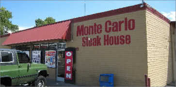 Monte Carlo Steakhouse and Liquor Store in Albuquerque