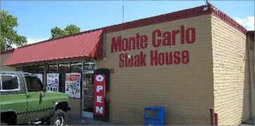 Monte Carlo Steakhouse and Liquor Store in Albuquerque
