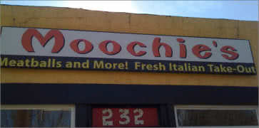 Moochies Meatballs & More