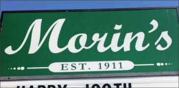 Morins Hometown Bar and Grille