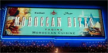Moroccan Bites in San Antonio