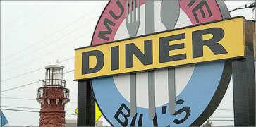 Mustache Bills Diner in Barnegat Light