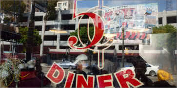 Nickel Diner in Los Angeles