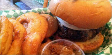 The Spanish Fly Burger