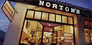 Nortons Pastrami and Deli in Santa Barbara