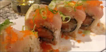 Treasure Island Roll