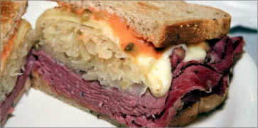 House-Made Pastrami Sandwich