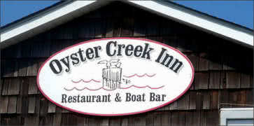 Oyster Creek Inn Restaurant and Boat Bar in Leeds Point