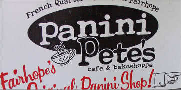 Panini Petes in Fairhope