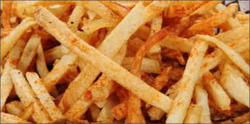 House Cut Fries
