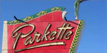 Parkette Drive-In in Lexington